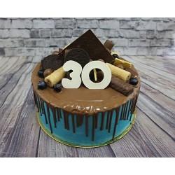 """Торт На Праздник """"На 30 лет"""" 22NP"""