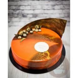Торт Зеркальный «Заводной Апельсин» 21CZ