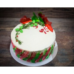 Торт На Праздник «Рождественская Сказка» 26NP