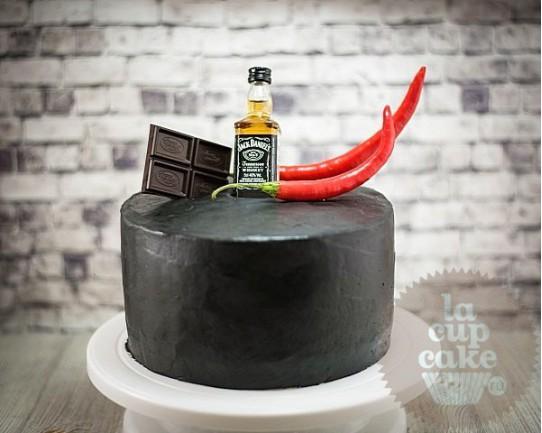 Торт На Праздник «Jack Daniel's» 27NP