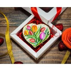 Имбирные печенья «На 8 марта №» 81IP