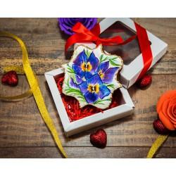 Имбирные печенья «На 8 марта №10» 83IP