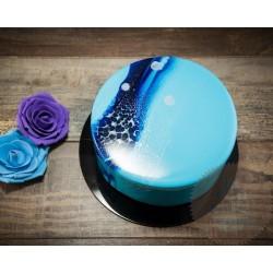 Торт Зеркальный «Небо» 28CZ