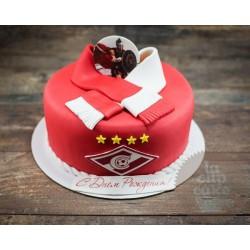 Торт На Праздник «Болельщику» 28NP