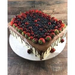 Ягодный торт «Ягодная Поляна» 01YF