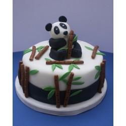 Торт детский  «Панда» 55KC