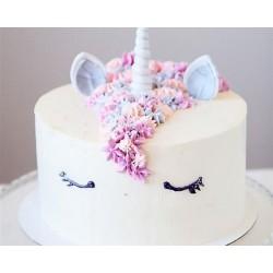Торт детский  «Единорожка» 57KC