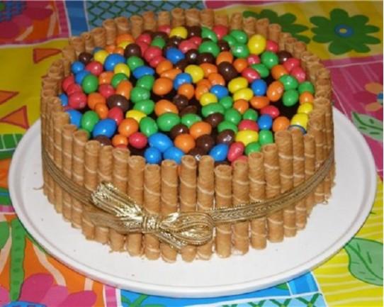 Торт детский  «Веселый» 60KC