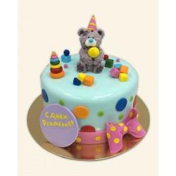 Торт детский  «Медвежонок» 66KC