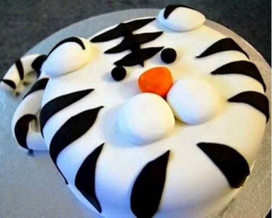 Торт детский  «Тигра» 69KC