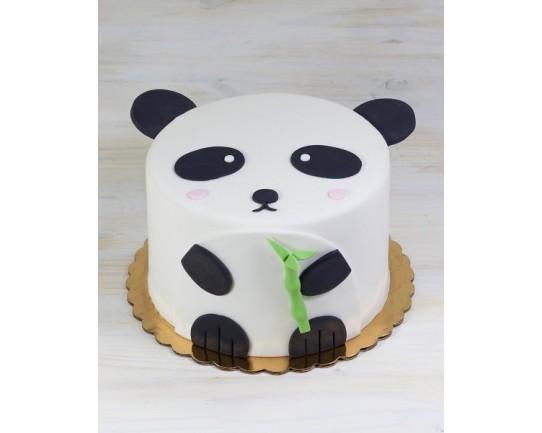 Торт детский  «Грустный Панда» 70KC