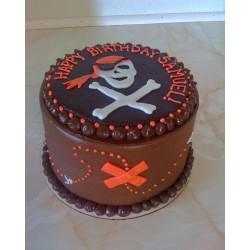 Торт детский  «Веселый Роджер» 71KC