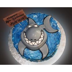 Торт детский  «Веселые Челюсти» 73KC
