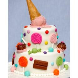 Торт детский  «Сладкий праздник» 75KC