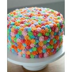 Торт детский  «Все Цвета» 78KC