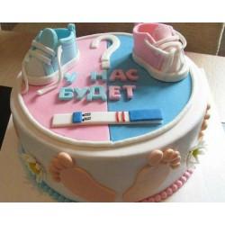 Торт детский  «У Нас Будет» 80KC