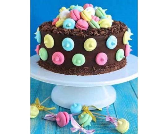Торт детский  «Безешки» 81KC
