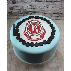 Корпоративный торт «Хоккей» 10CC