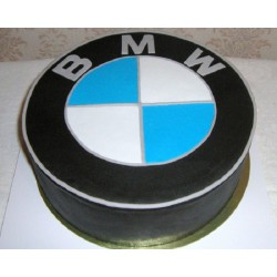 Корпоративный торт «BMW» 16CC