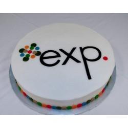 Корпоративный торт «exp» 18CC