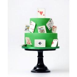 Торт для него «Карточный Домик» 03DN