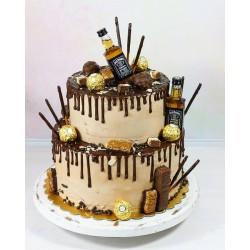 Торт для него «Мини Бар» 06DN