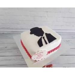 Торт для него «Агент» 08DN