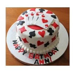 Торт для него «Масть» 13DN