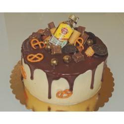 Торт для него «Ромовый» 18DN