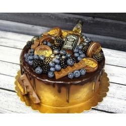 Торт для него «Золотой» 20DN