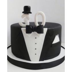 Торт для него «Джентльмен» 22DN