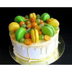Торт для неё «Летний» 02DJ