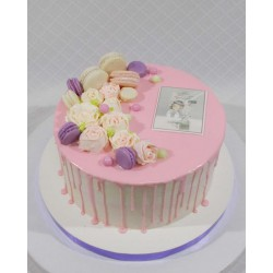 Торт для неё «Ретро» 06DJ