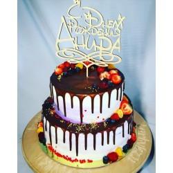 Торт для неё «Глазурь и Ягоды» 09DJ