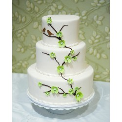 Свадебный торт «Весна» 26WC