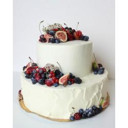 Свадебный торт «Летняя Свежесть» 31WC