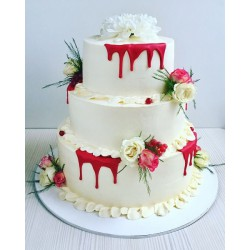 Свадебный торт «Дали» 32WC