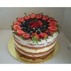 Торт ягодный «Радость» 04YF