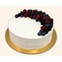 Торт ягодный «Полумесяц» 06YF