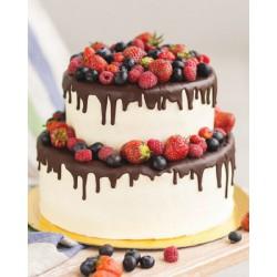 Торт ягодный «Летнее Чудо» 08YF
