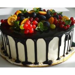 Торт ягодный «Ура Лето» 11YF