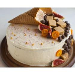 Торт ягодный «Вафельный» 15YF