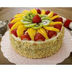 Торт ягодный «Яркое Лето» 18YF