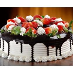 Торт ягодный «Клубника Бум» 19YF