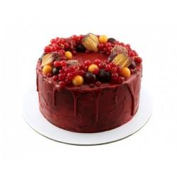 Торт ягодный «Смородина и Физалис» 20YF