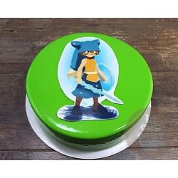 Торт Зеркальный «Ева» 32CZ