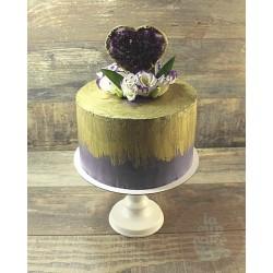 Торт На Праздник «Ледяное сердце» 44NP