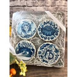 Имбирные печенья «Набор на пасху 1» 85-1IP