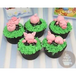 Свиньи В Грязи