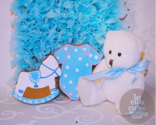 """Имбирные печенья """"Милый Мишка"""" 26IP-"""